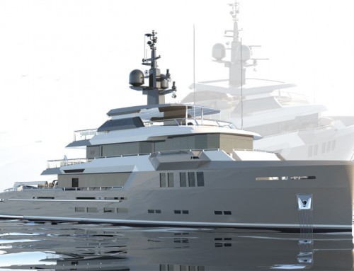 Royal Denship calls in Kroes Marine Projects for its new 137'Explorer