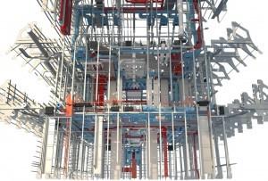 Construction superstructure superyacht