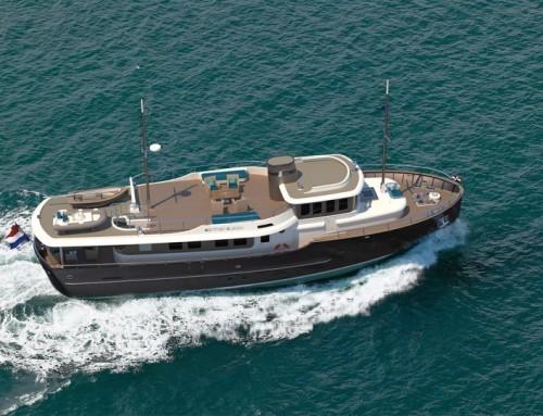 24m Classic Motoryacht