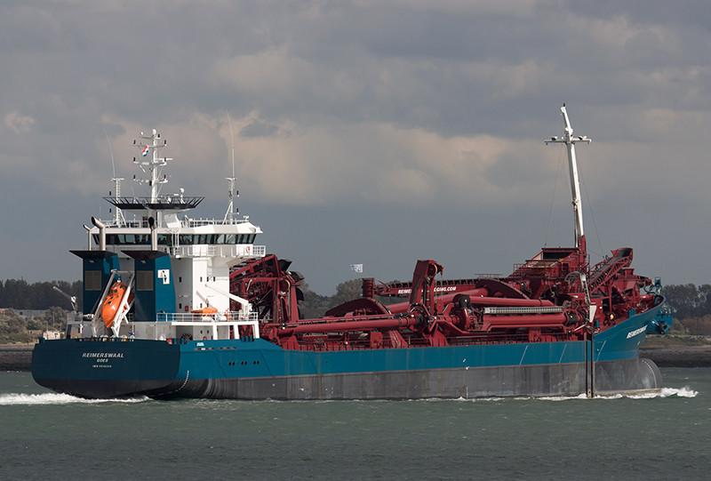 Hopper - Dredger - Marine mechanical engineering