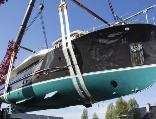 Hartman Marine launches 24m Classic Motoryacht