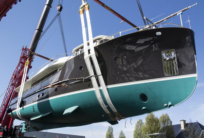 Classic Yacht Livingstone - Hartman Marine - Royal Denship - 24m Luxury yacht