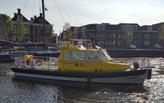 High speed - Tender - Antwerp - Crew tender