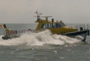 High speed - Tender - Antwerp - Crew tender