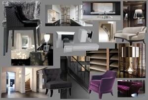 Interior architecture - Interior styling yacht - Boat Interior